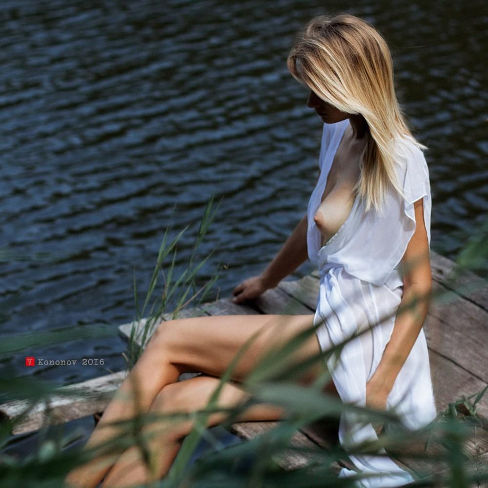 Красивое «Ню» Виталия Кононова