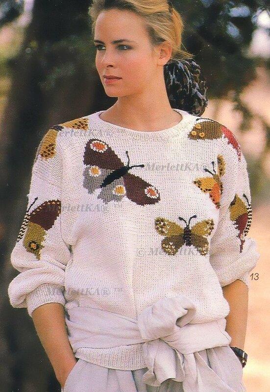 tricot rimpelrok maken