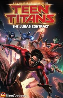 Teen Titans - The Judas Contract (2017)