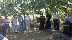 Adunarea creștinilor din cartierul Dacia, orașul Fălești