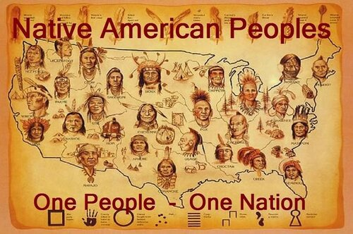 the first nation people