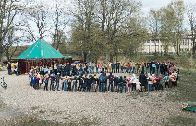 2017 Большая георгиевская игра 5: Волгореченск Костромской области