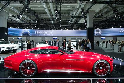 В России стали чаще покупать роскошные автомобили