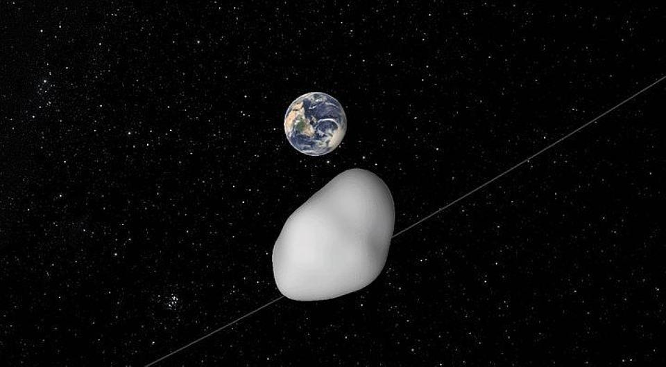 NASA: К Земле на рекордное расстояние приблизился астероид Florence