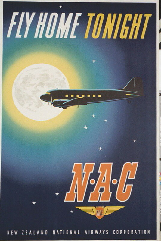 NAC. Fly Home Tonight