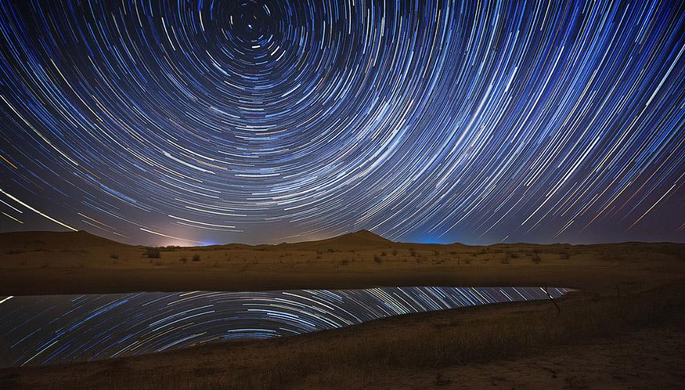 8. Спиральная галактика Треугольника типа Sc в созвездии Треугольника. По диаметру в 2 раза мен