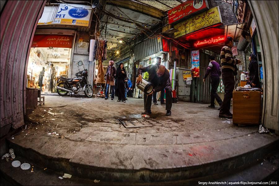Фото отчет: Иранский базар
