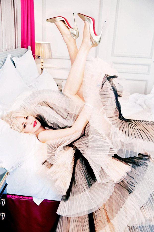 Моника Беллуччи в Madame Figaro