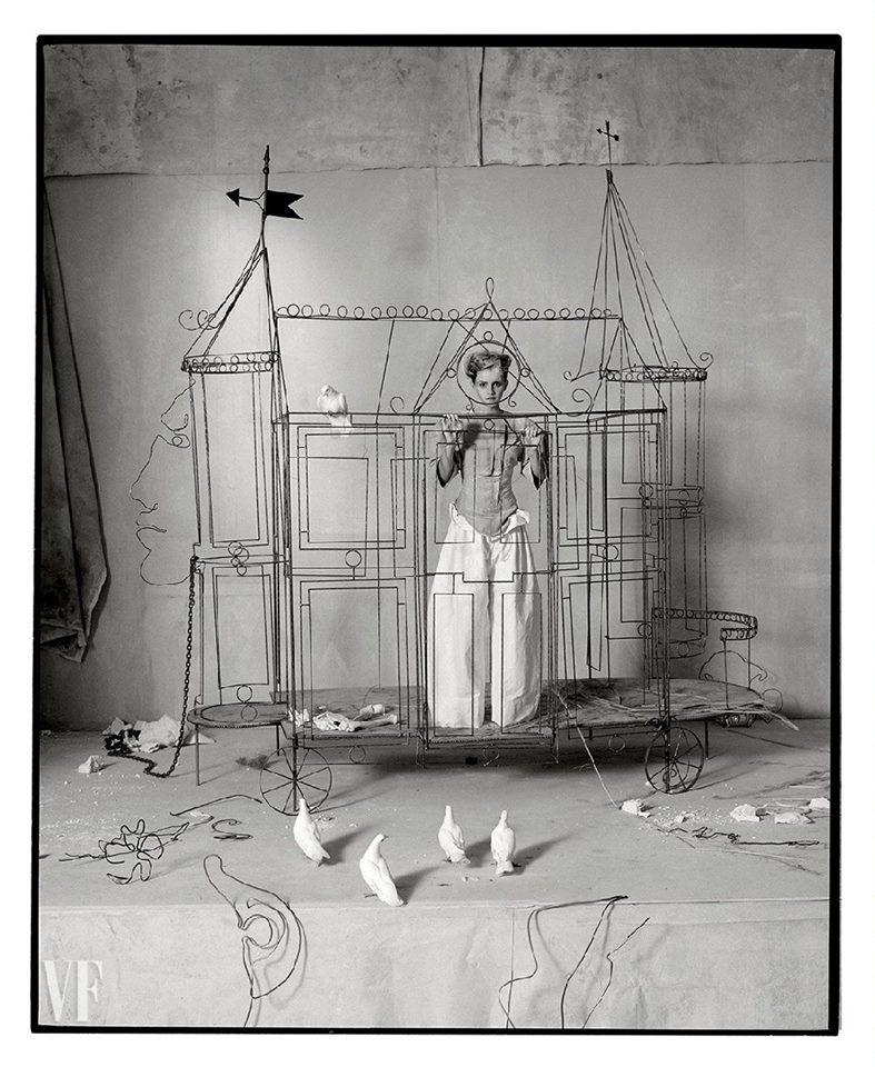 Эмма Уотсон в Vanity Fair