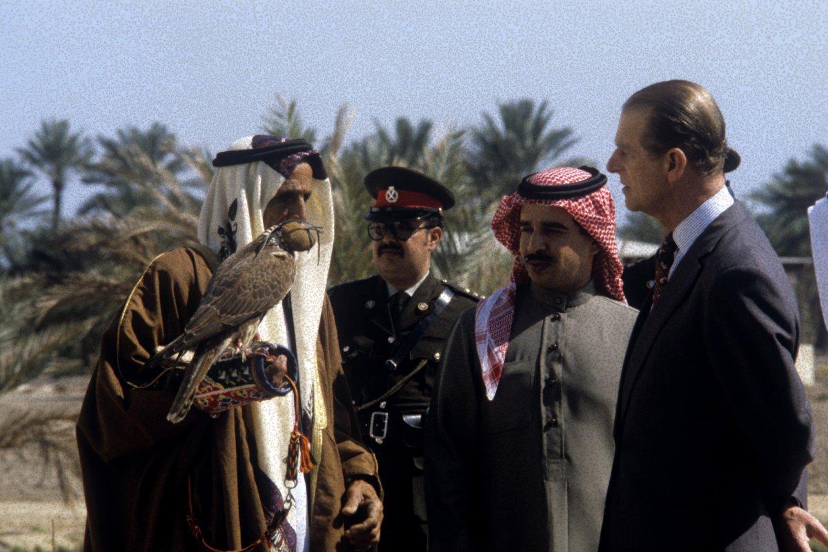 Центр короля Салмана для выращивания ястребов, Бахрейн, 1979 год.