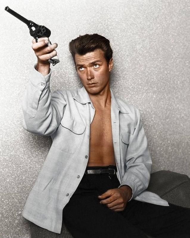 Клинт Иствуд, 1960 год.