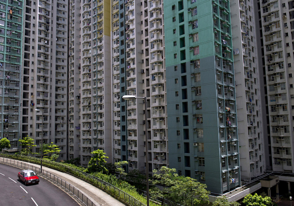 22. Гонконгские серферы. (Фото Jessica Hromas):