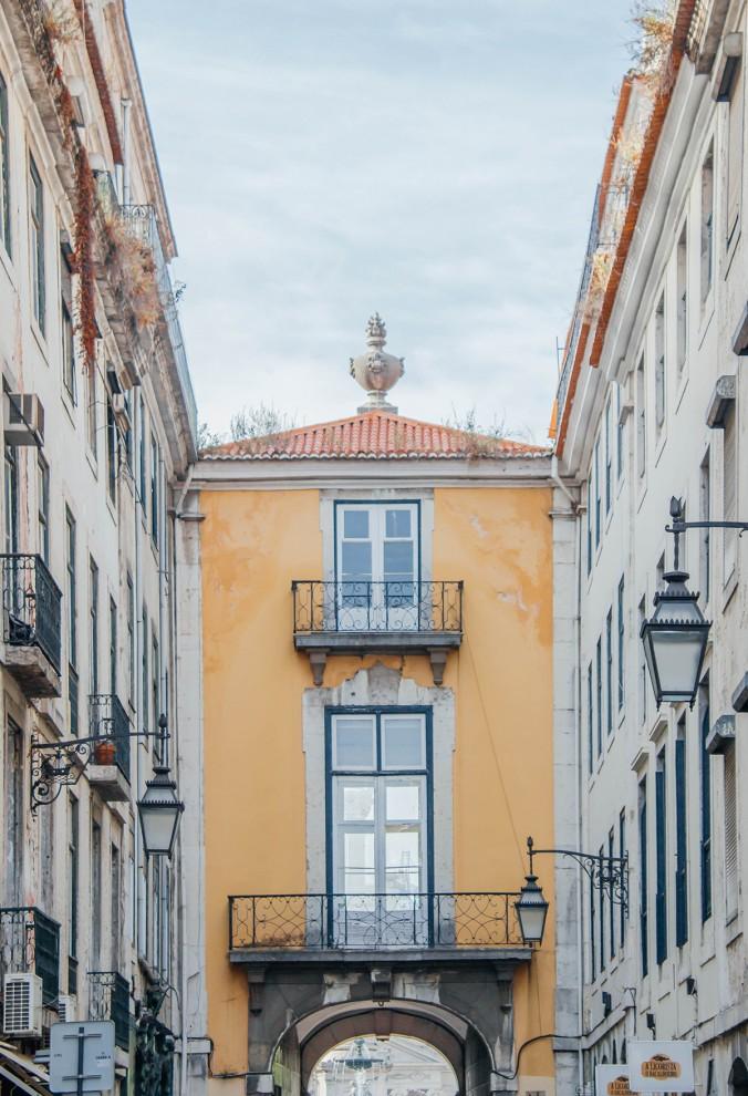 Залитый солнцем Лиссабон в фотографиях Joel Filipe (11 фото)