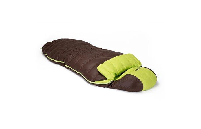 Наконец, нужно в чем-то спать. Для сна на природе нужна не только добротная палатка, но и подходящий