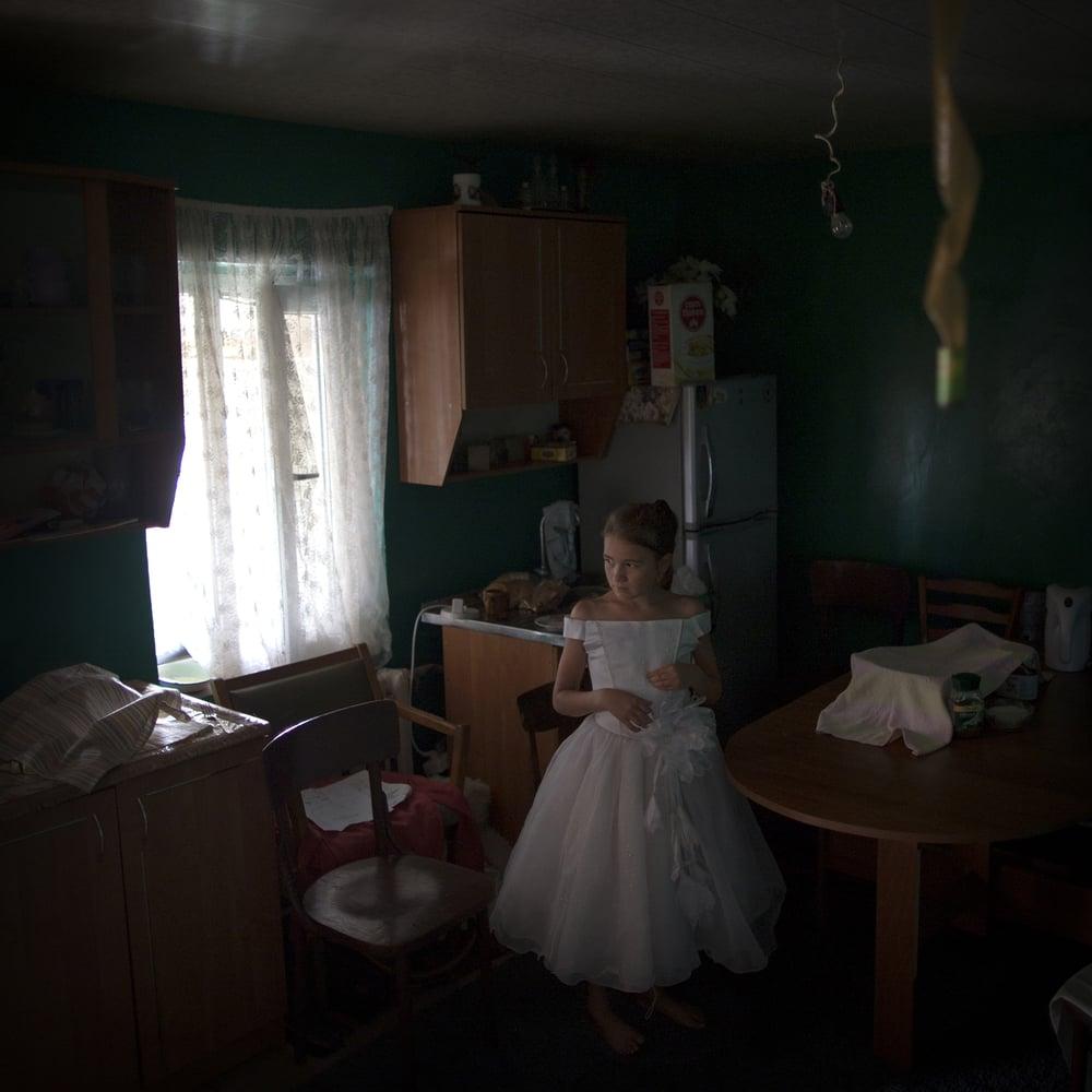 Подсолнух вместо iPad: босоногое детство в молдавском селе (13 фото)