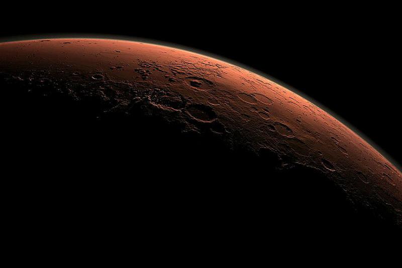«Роскосмос» непланирует летать наМарс вближайшие 10