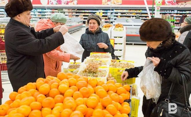 Наввоз апельсинов введут пошлины