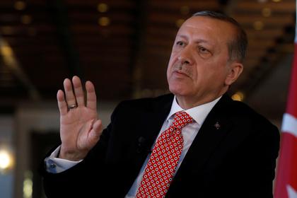 Эрдоган объявил, что Путин «немного поменял мнение поСирии»