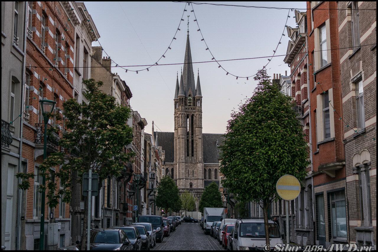 Бельгия Стандарт (Брюссель, Гент, Антверпен, Брюгге)