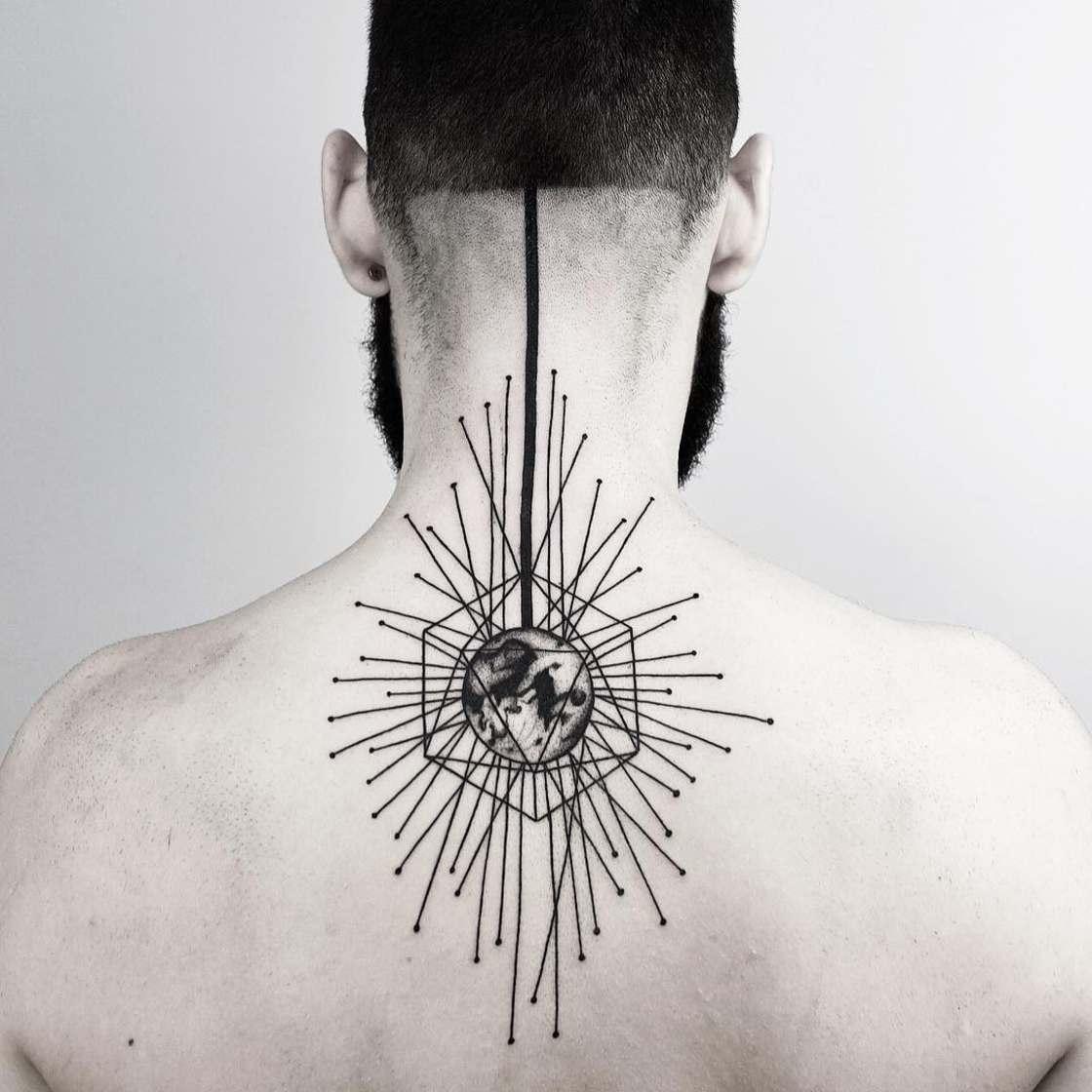 Geometrical & Minimalist Tatoos by Malvina Maria Wisniewska (8 pics)