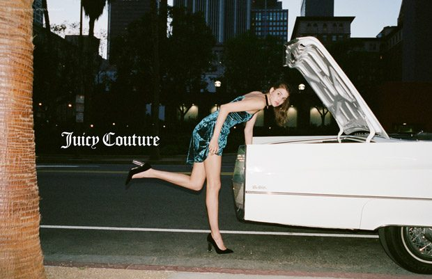 #OWNYOURJUICY: Juicy Couture Fall Winter 2017.18 by Theo Wenner