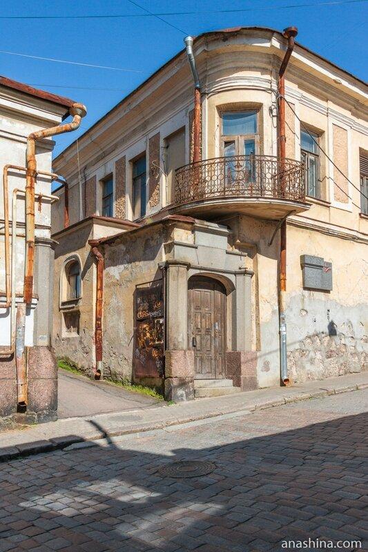 Дом №8 по Крепостной улице, Выборг