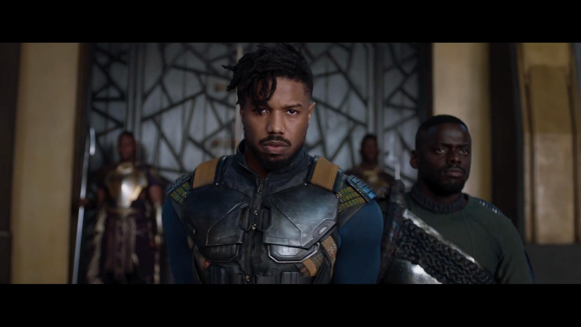 Black Panther Teaser Trailer Released