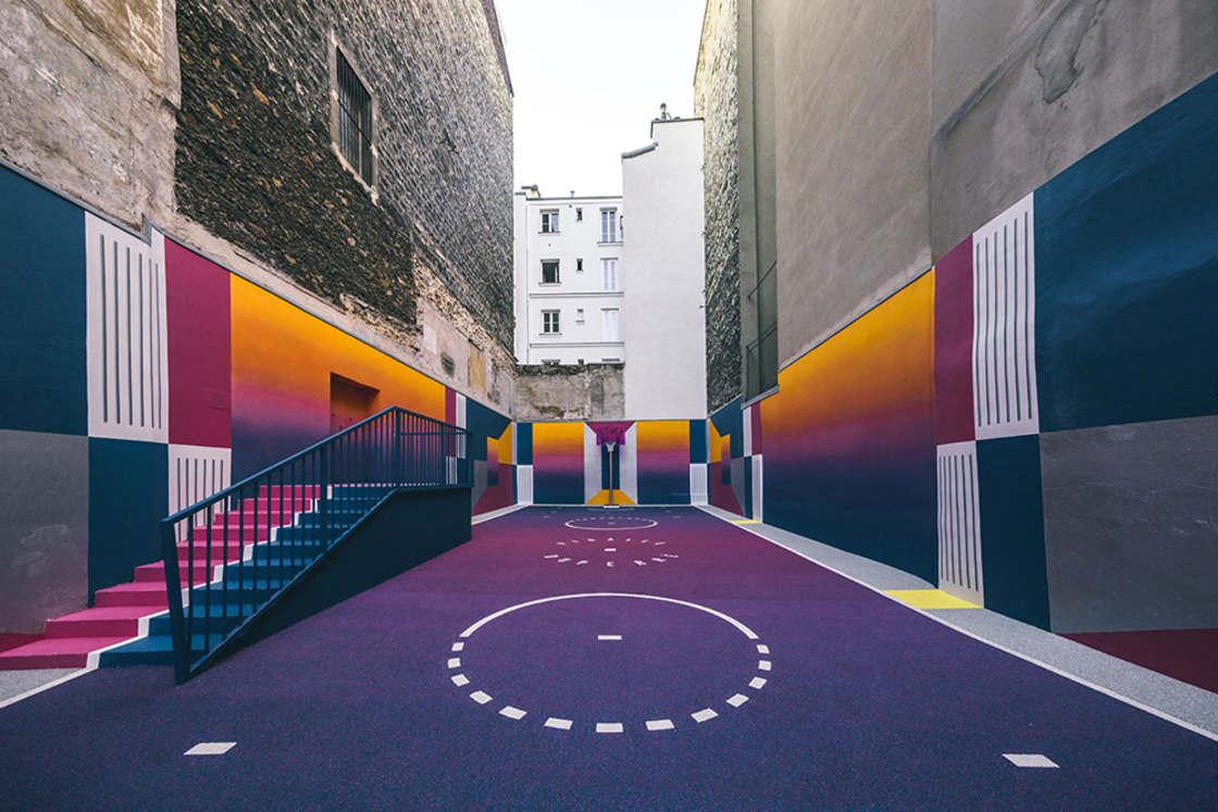 Le Playground Duperre Pigalle s'offre un nouveau design !