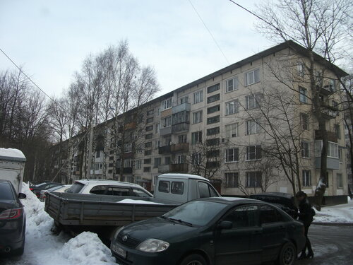 ул. Демьяна Бедного 30к2