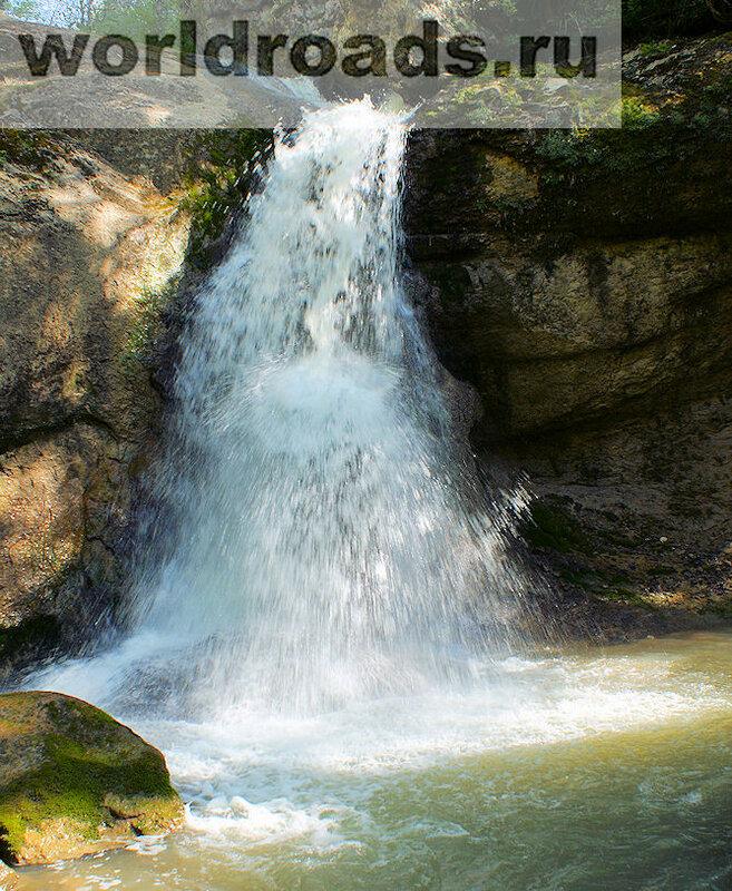 Водопады Мишоко