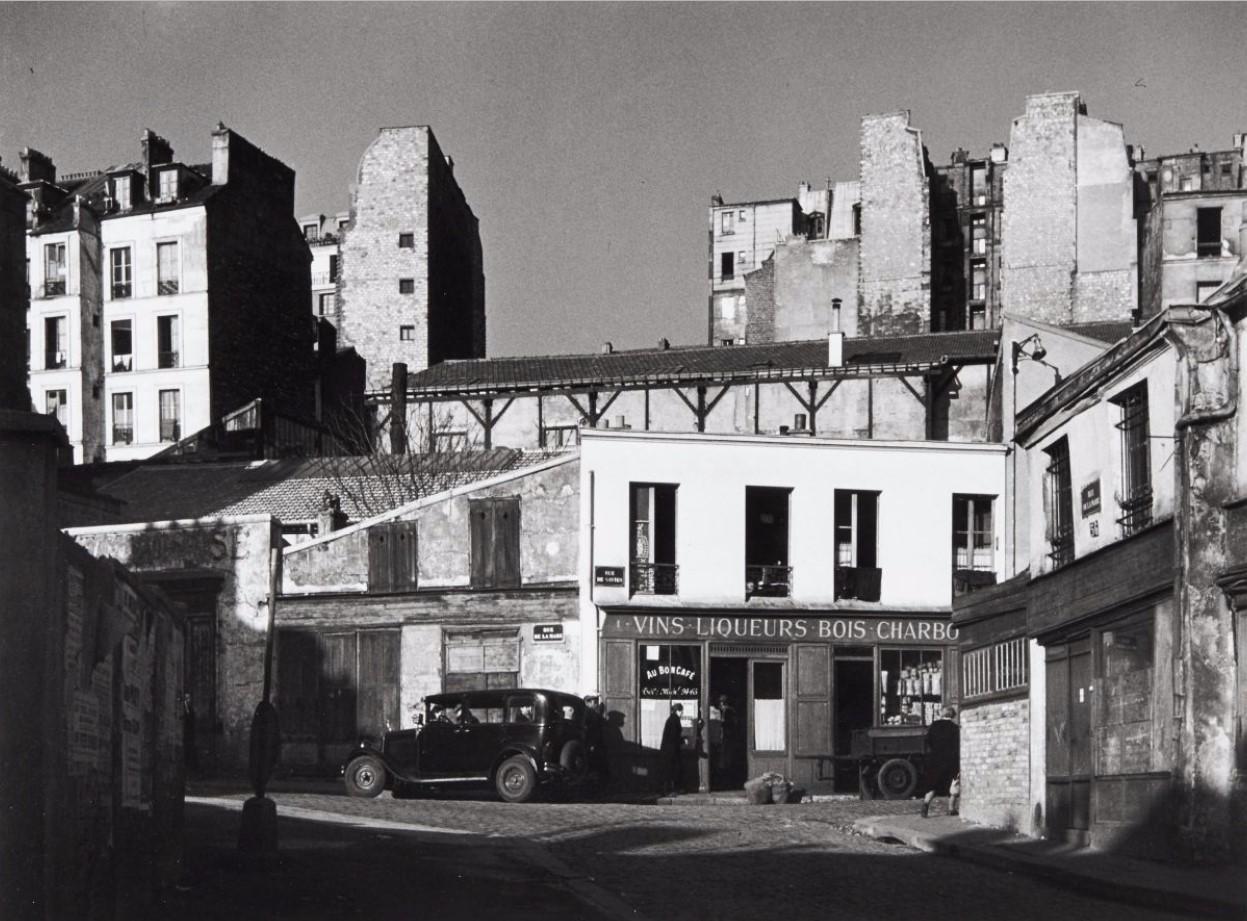 1948. Рю-де-ла-Мар, Менильмонтан. Париж