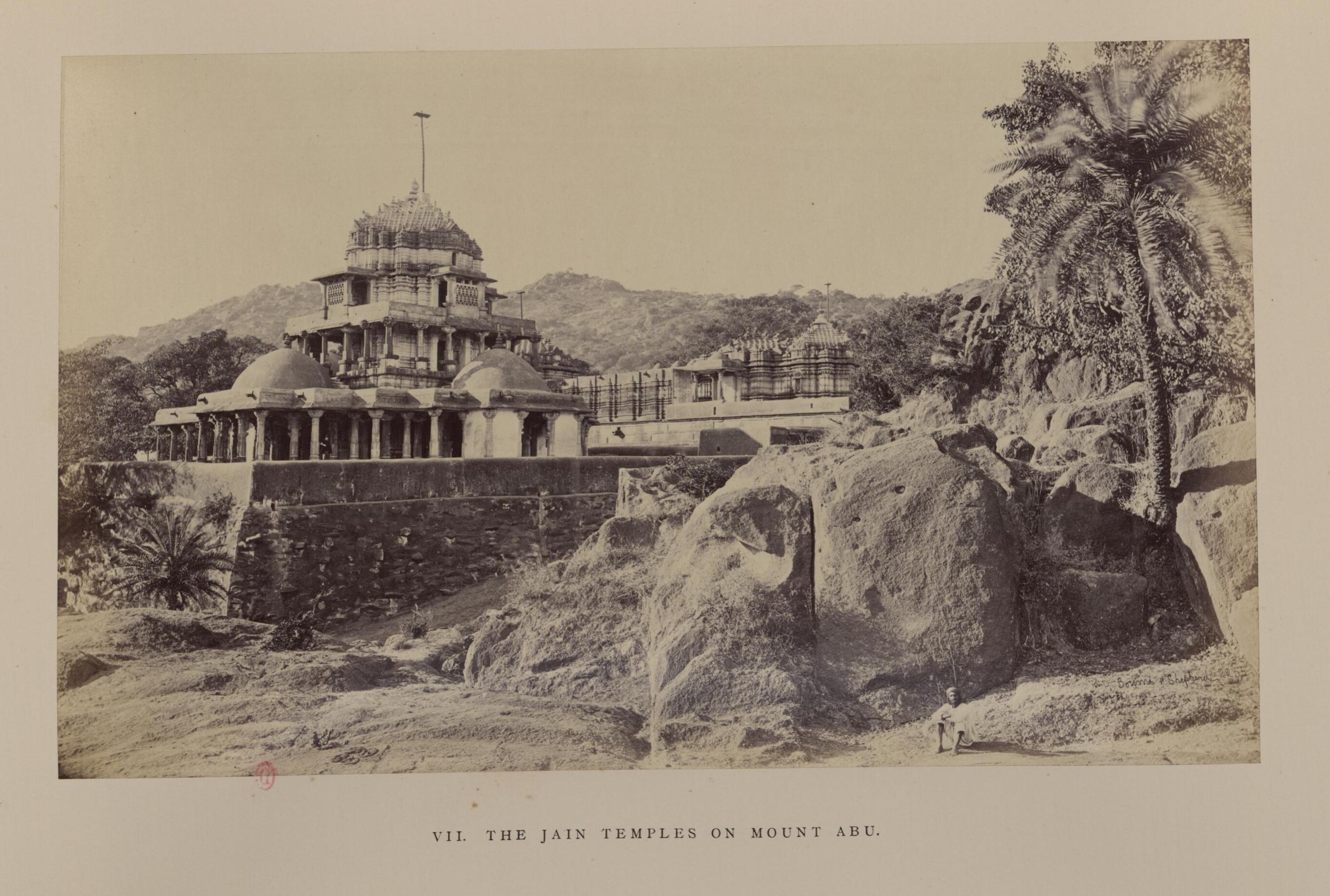 Маунт-Абу. Джайнский храм