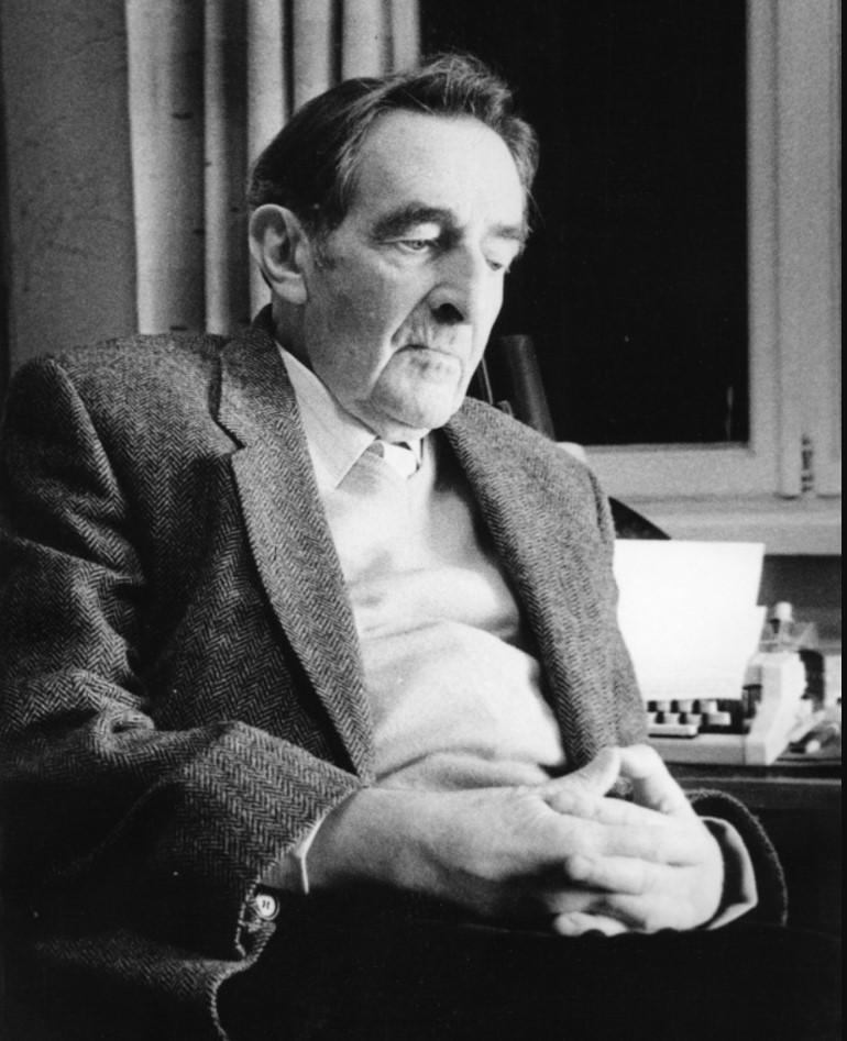 Писатель Израиль Моисеевич Меттер