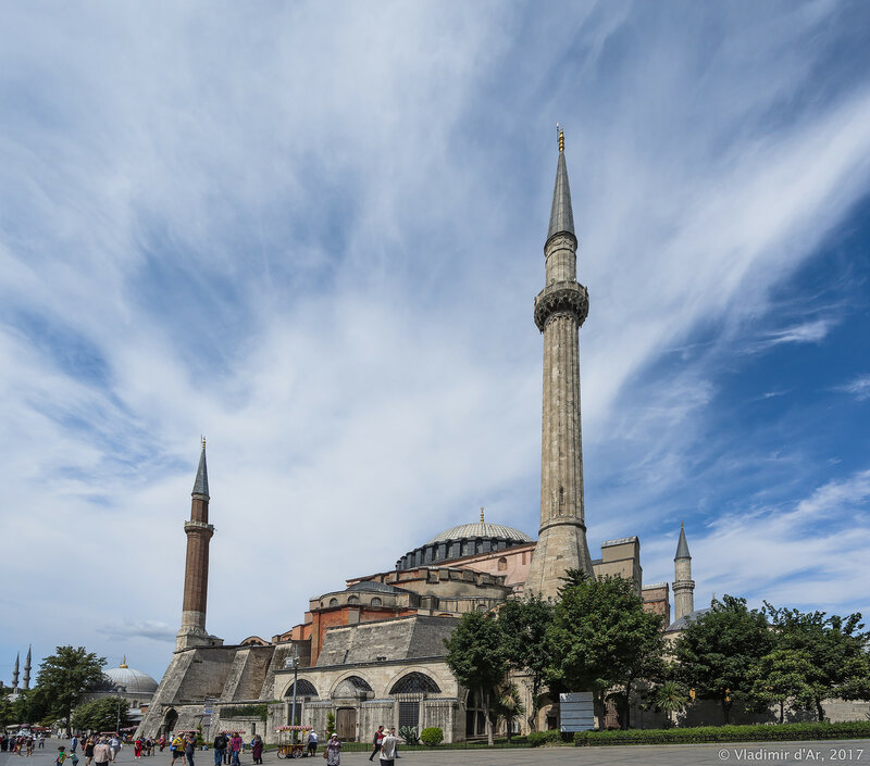 Султанахмет – достопримечательности исторического центра Стамбула - краткий путеводитель (62 фото)