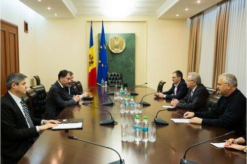 В правительстве обсуждалась судьба молдавских заложников
