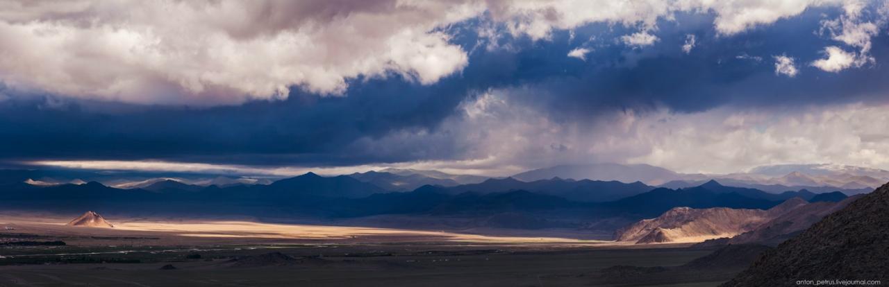 Монголия, часть 2. Суровый быт