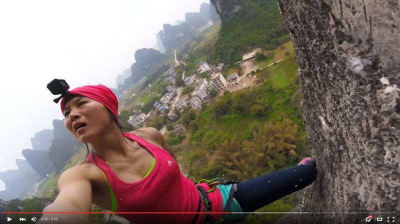 Супер видео! Лучшие моменты года, снятые камерой GoPro!