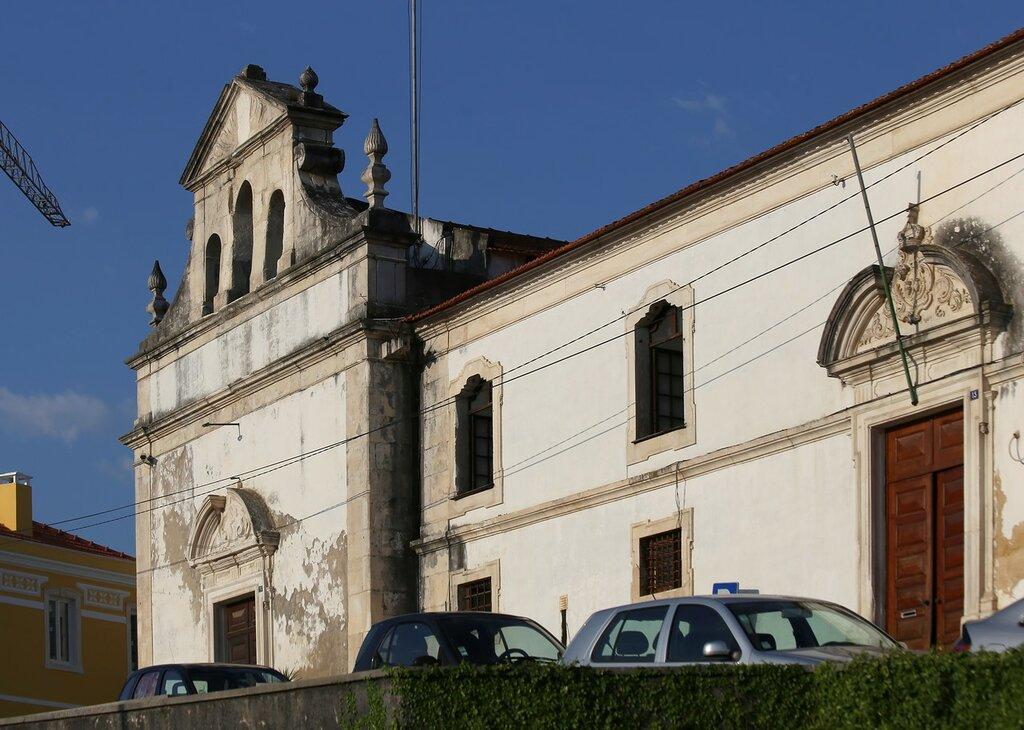 Лейрия. Монастырь Святого Стефана (Convento de Santo Estêvão)