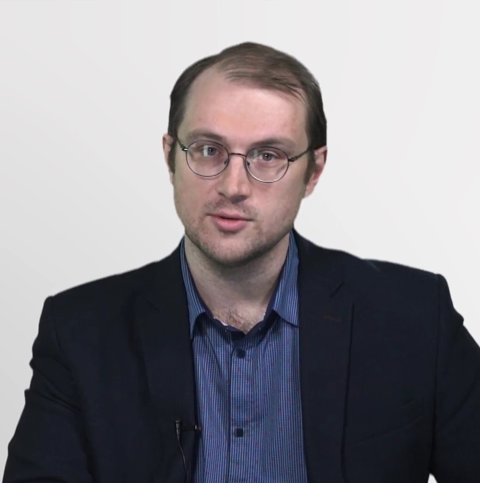 Александр Мраморнов, кандидат исторических наук