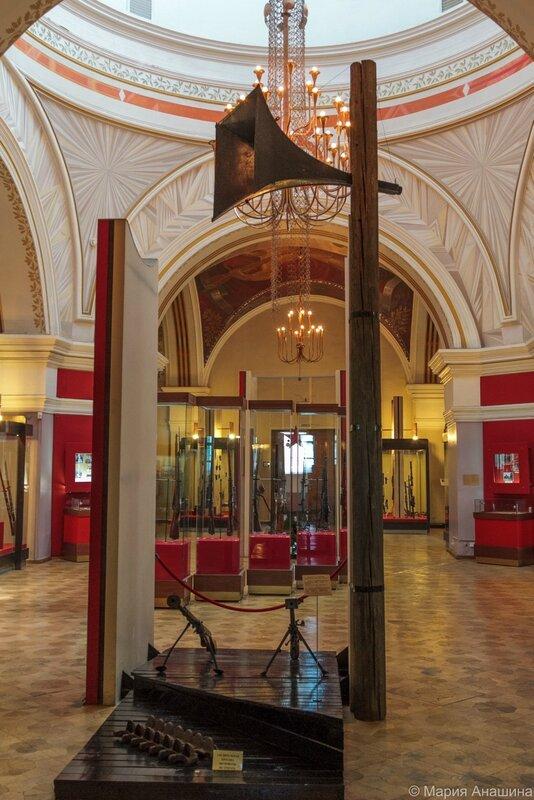 Залы второго этажа музея