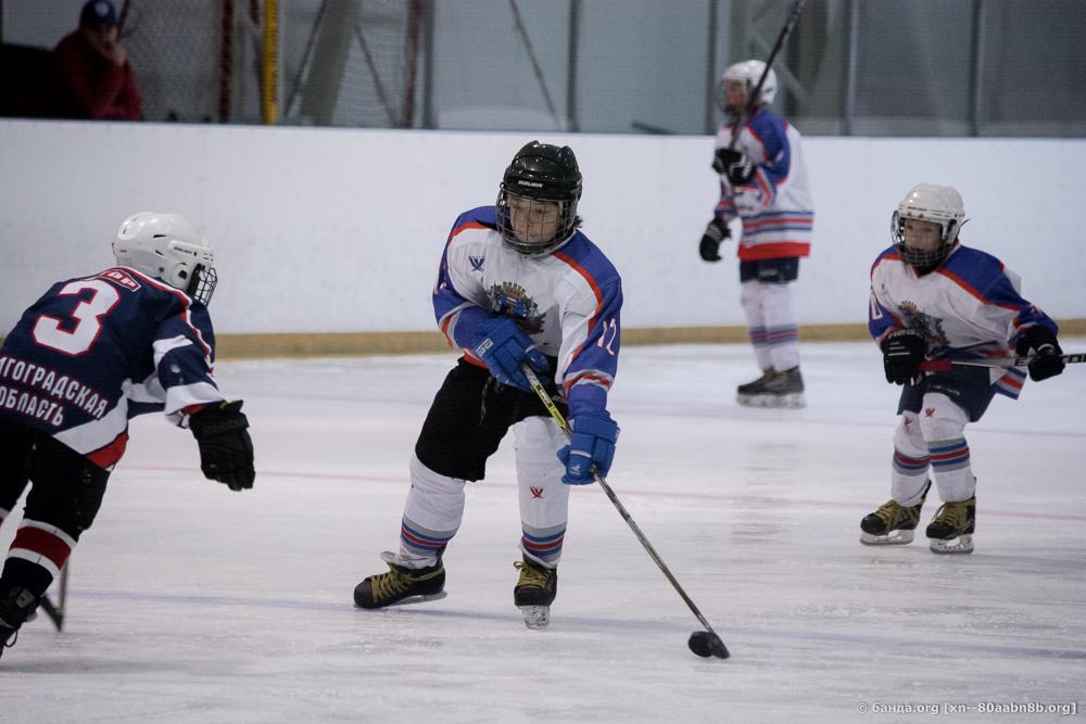Хоккей / Легион - Донецк