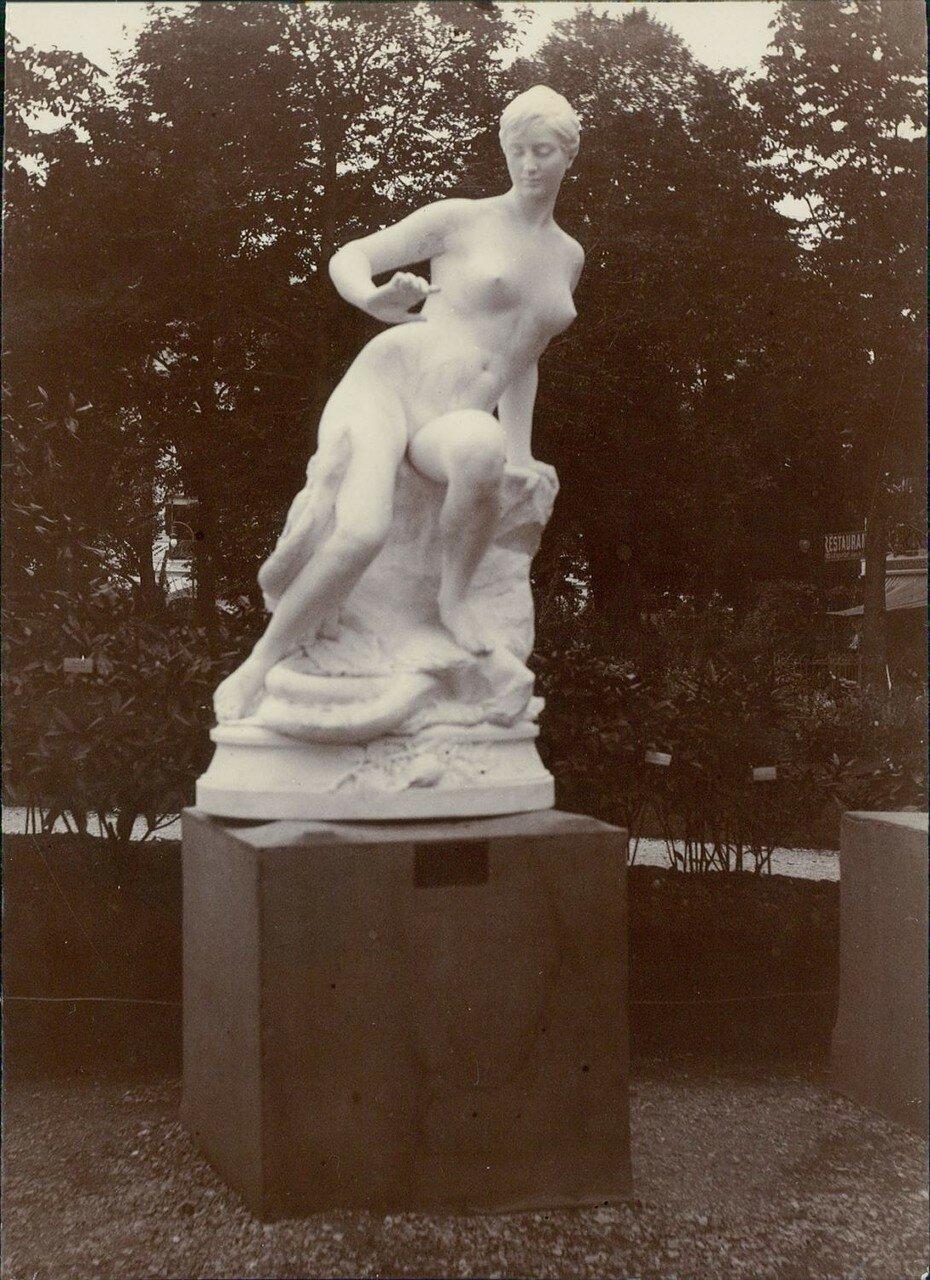 Статуя Франсуа Каро «Ева»