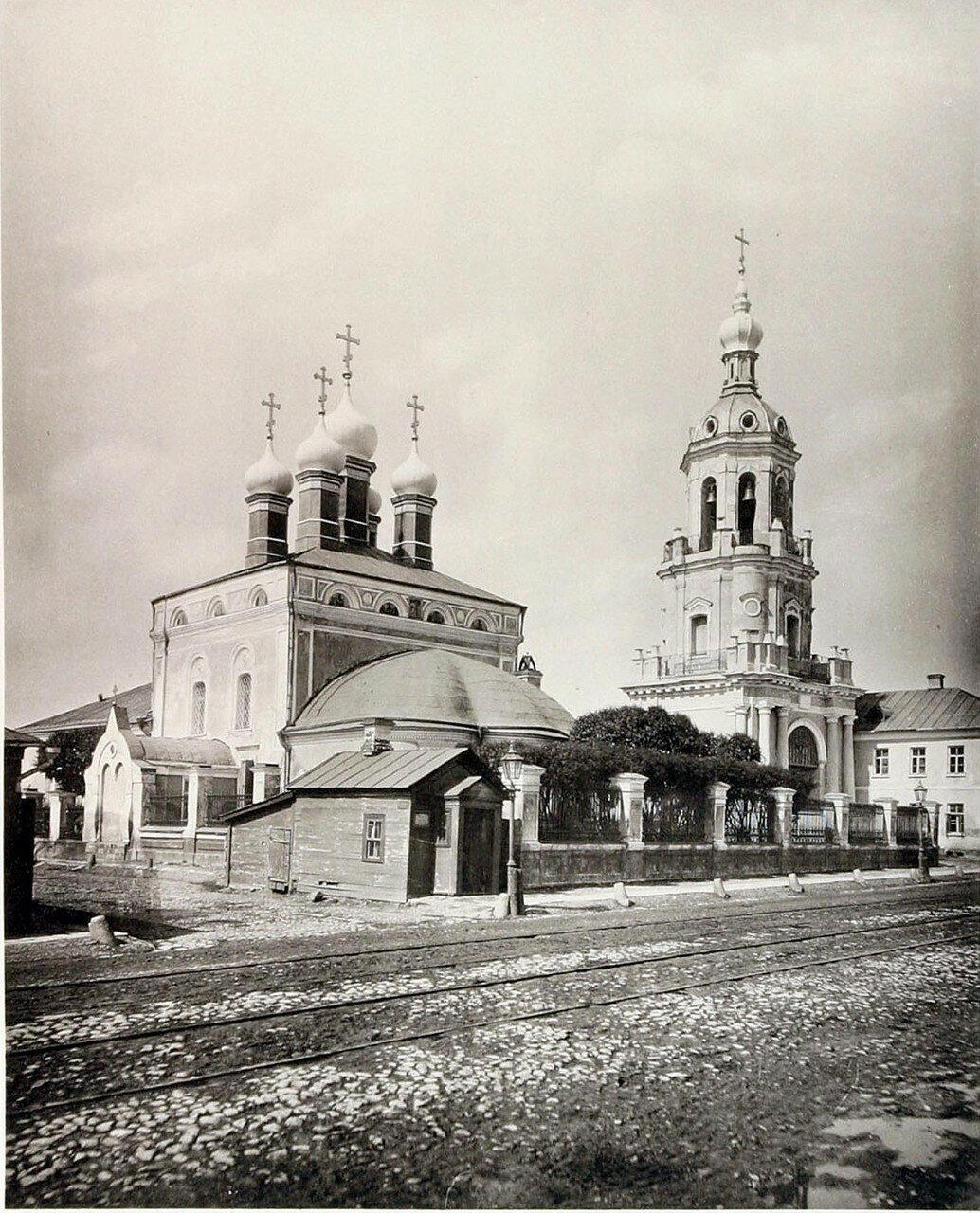 428. Церковь Николая Чудотворца на Студенцах