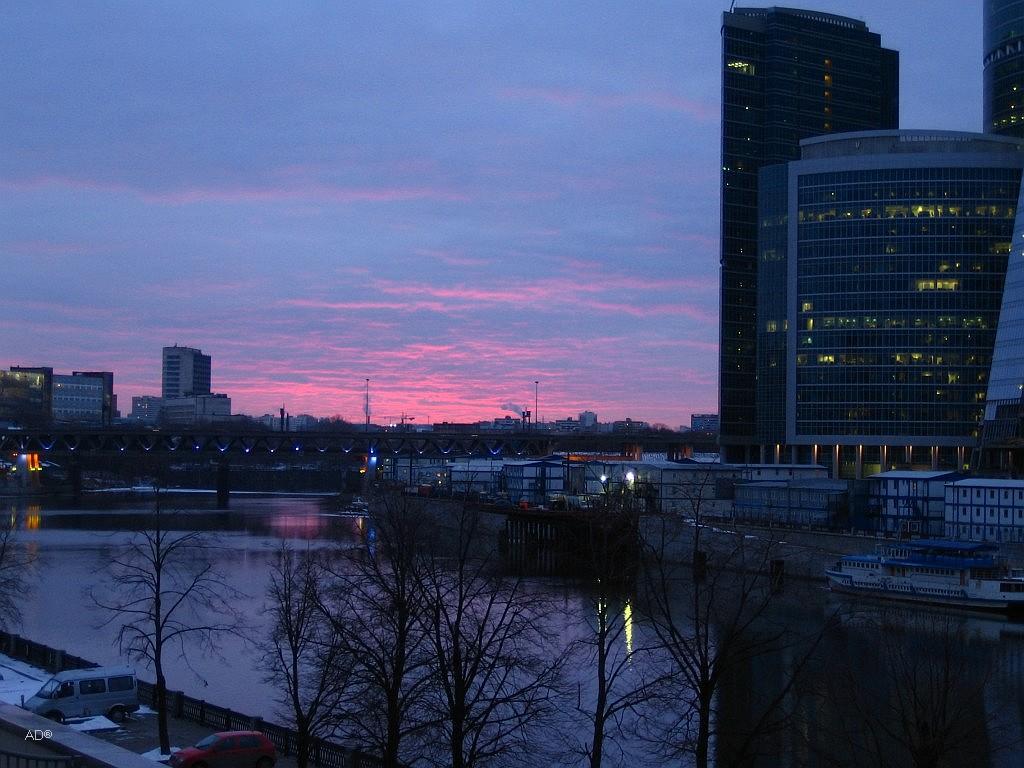 Москва 2008-03-08