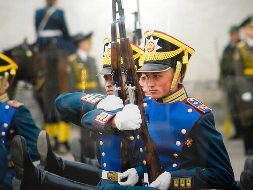 Кремлёвский полк*