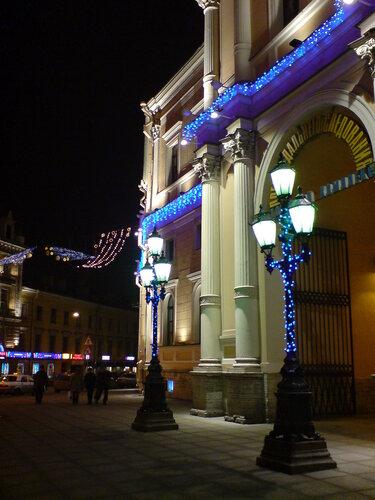 Московский вокзал Санкт-Петербурга