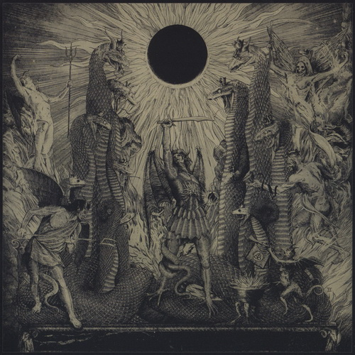 Grafvitnir - 2017 - Keys To The Mysteries Beyond [Camal Rec., CR034, Sweden]