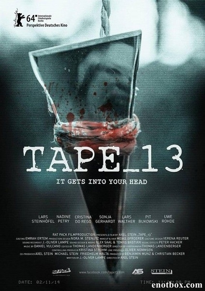 Кассета 13 / Tape 13 / Breakpoint (2014/BDRip/HDRip)