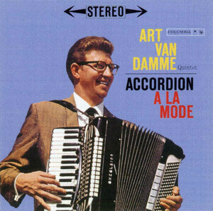 Art Van Damme - Accordion A La Mode (1960) [Columbia,‎ CS 8363]