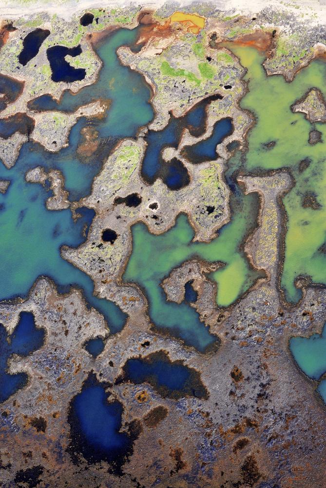 3. «Фото с воздуха всегда меня вдохновляли. Эти пейзажи и с земли кажутся невероятными, но с высоты